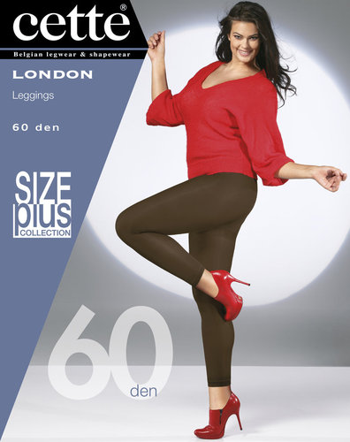 Blickdichte Leggings London - 60 DEN by Cette